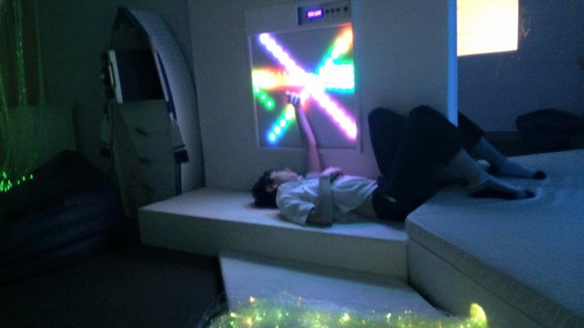 Spacecraft Sensory Suite